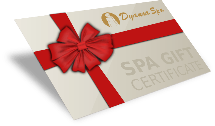 You Can Dyanna Spa Gift Certificates