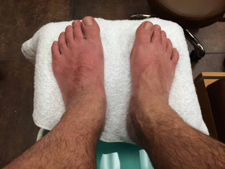 Mens Pedicure : Pedicure For Men in Manhatttan NY Nail Salon Manhattan